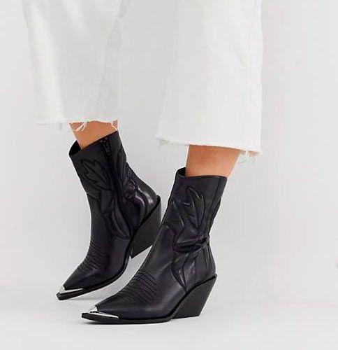 botas camperas mujer
