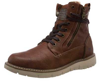 botas hombre mustang