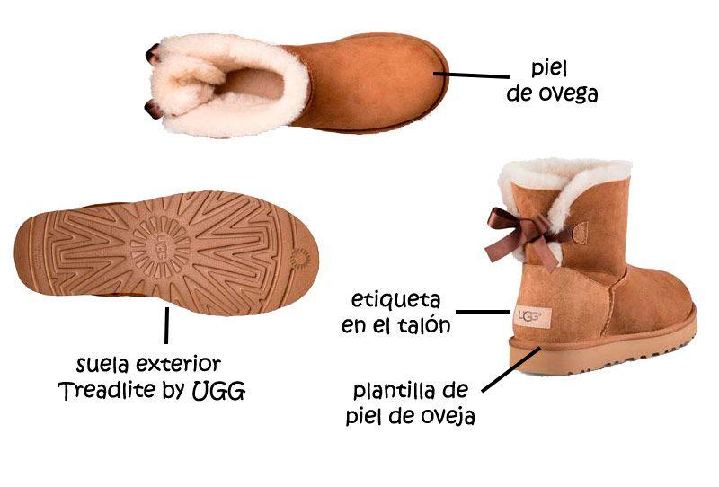 botas ugg originales
