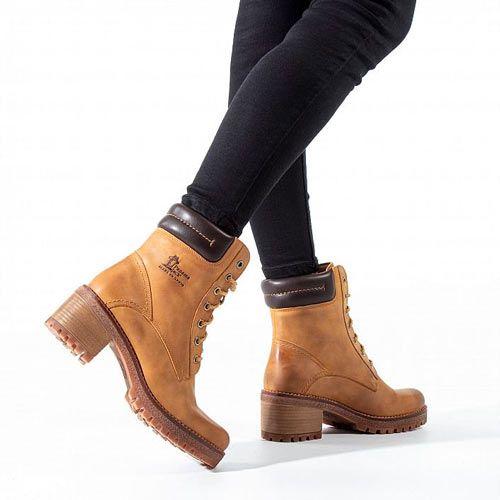 botas panama jack mujer