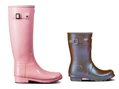 botas wellington hunter