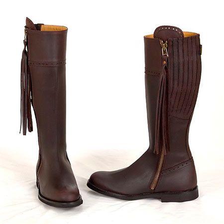 botas cowboy altas