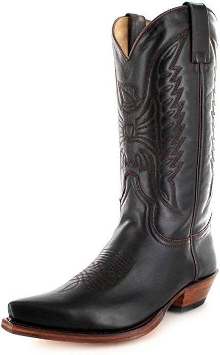 botas cowboy hombre