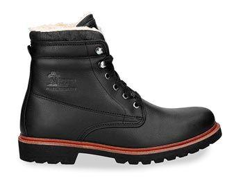 botas militares negras