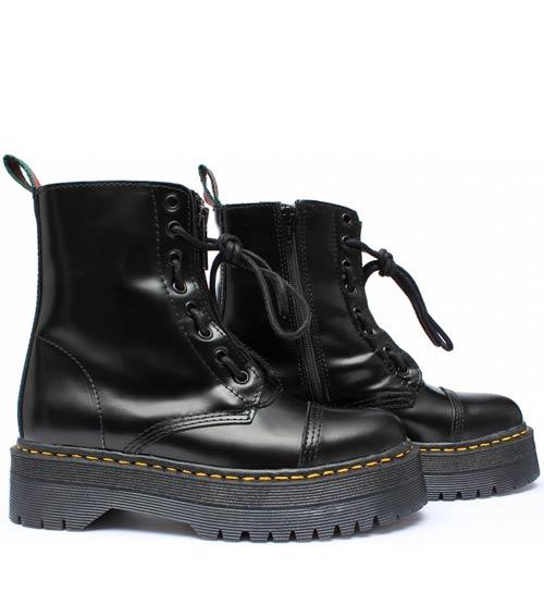 botas militares alpe