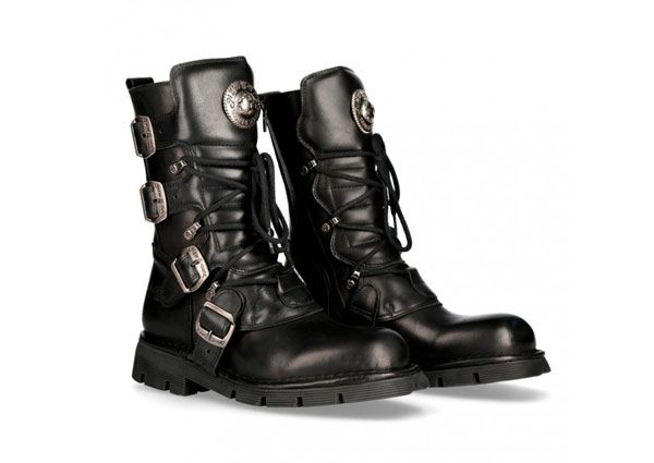 botas new rock planas