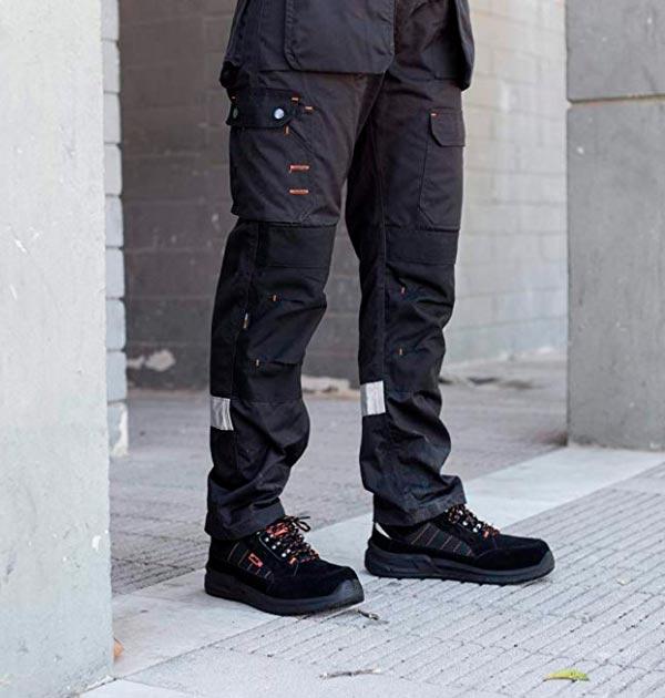 calzado de seguridad