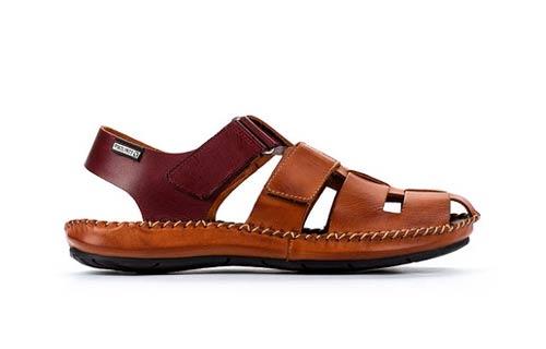 sandalias romanas hombre