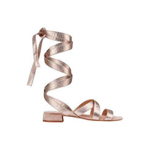 sandalias romanas mujer