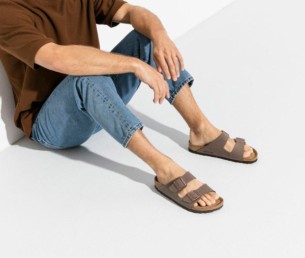 sandalias birkenstock hombre